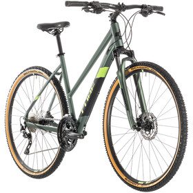 Cube Nature EXC Trapez Green'n'Black